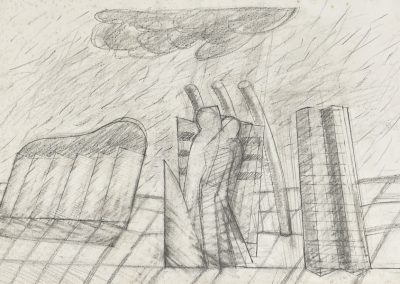 Shapes from the Past (Drawing II)